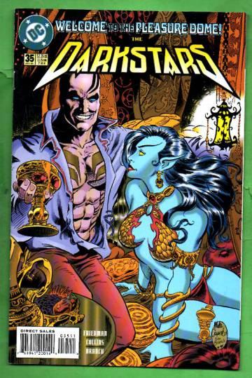 The Darkstars #35 Oct 95
