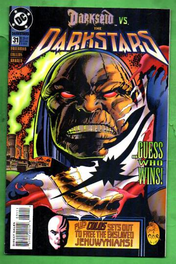 The Darkstars #31 Jun 95