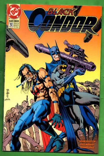 Black Condor #12 May 93