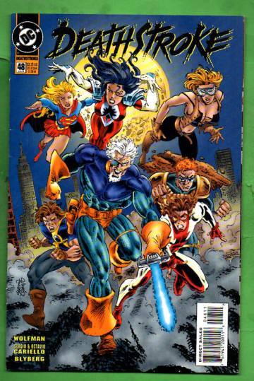 Deathstroke #48 Jun 95