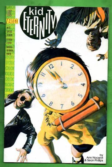 Kid Eternity #5 Sep 93