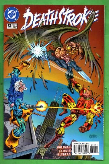 Deathstroke #52 Oct 95