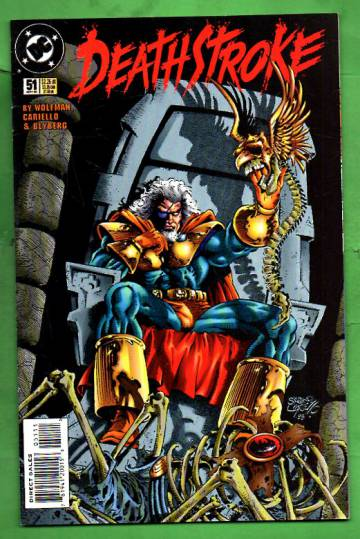 Deathstroke #51 Sep 95