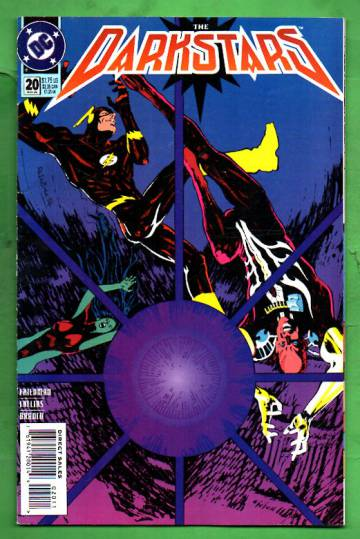 The Darkstars #20 May 94