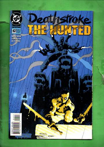 Deathstroke, The Hunted #41 Dec 94