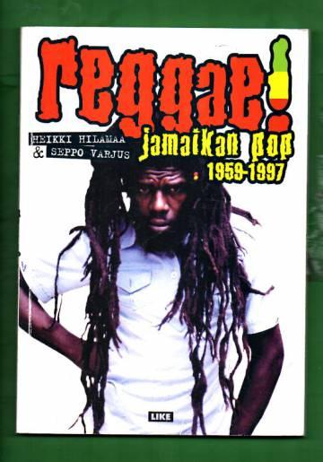 Reggae! - Jamaikan pop 1959-1997