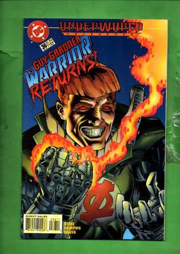 Guy Gardner: Warrior #36 Nov 95