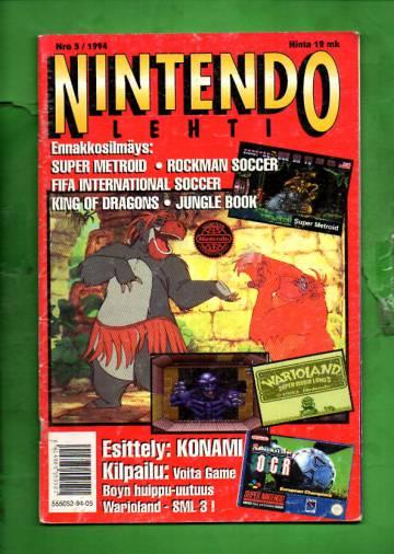 Nintendo-lehti 5/94