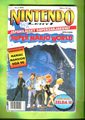 Nintendo-lehti 2/93