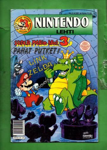 Nintendo-lehti 4/91
