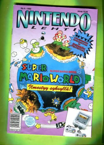 Nintendo-lehti 4/92