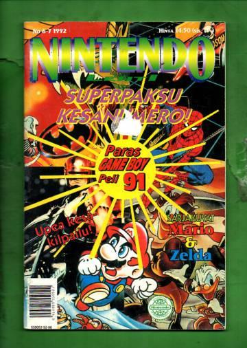 Nintendo-lehti 6-7/92