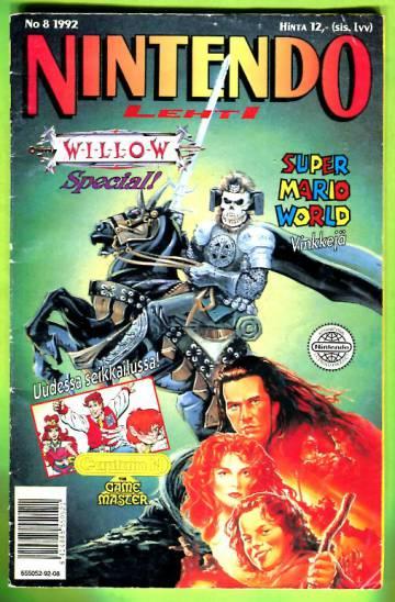 Nintendo-lehti 8/92