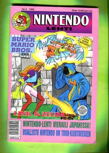 Nintendo-lehti 3/92