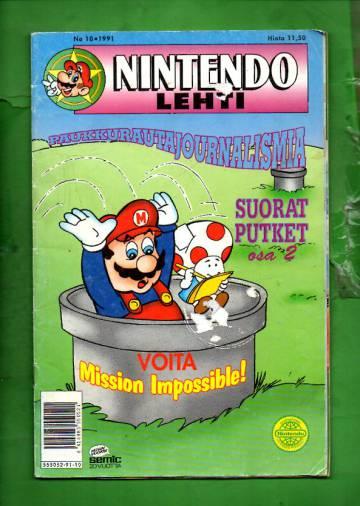 Nintendo-lehti 10/91