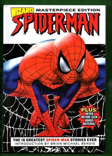 Wizard Spider-Man Masterpiece Edition Vol. 1