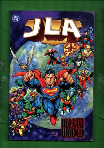 JLA: Wolrd War III