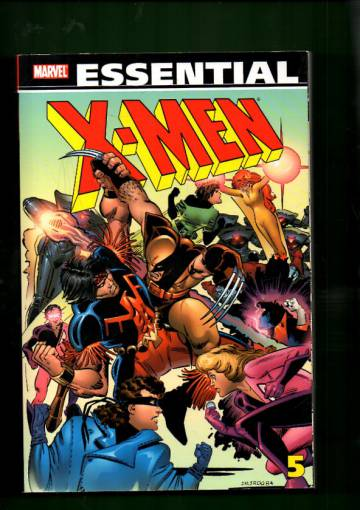 Essential X-Men Vol. 5
