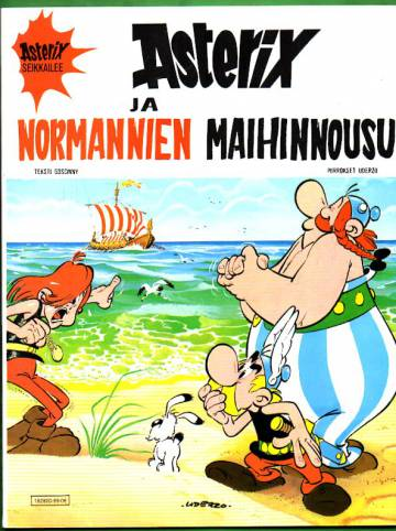 Asterix 8 - Asterix ja normannien maihinnousu