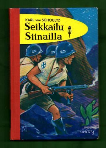 Seikkailu Siinailla (Punainen sulka 17)
