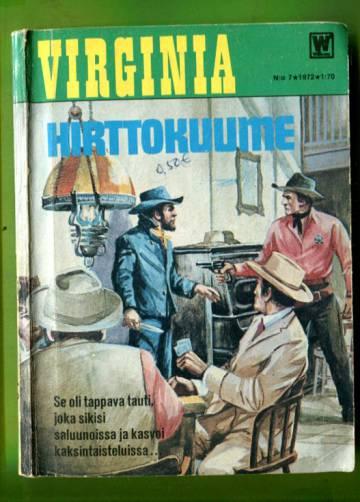 Virginia 7/72 - Hirttokuume