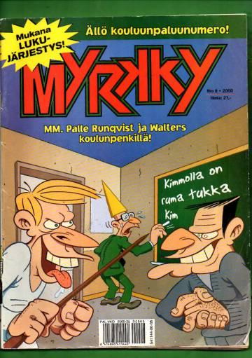 Myrkky 8/00