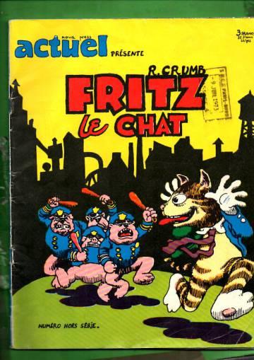 Fritz Le Chat #25  1972