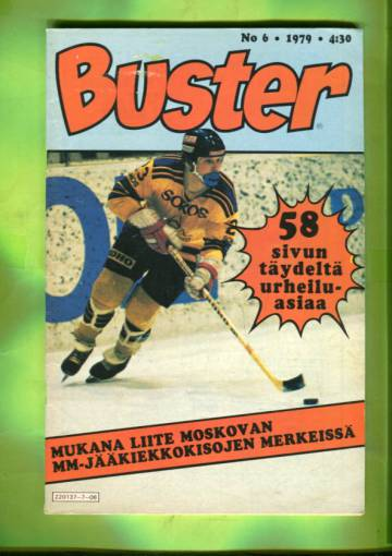 Buster 6/79 + LIITE