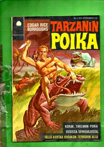 Tarzanin poika 4/69