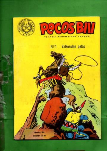Pecos Bill 1/55