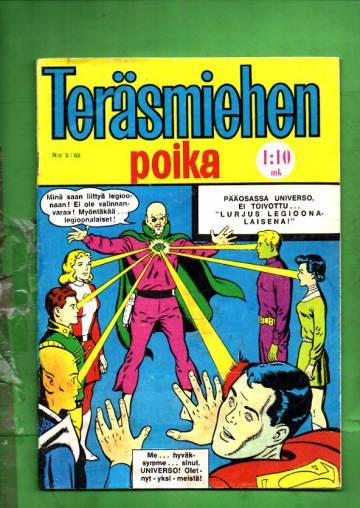 Teräsmiehen poika 5/68