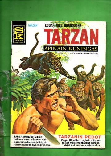 Tarzan 8/67