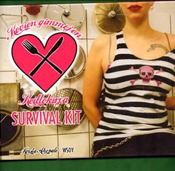 Kovien gimmojen keittokirja - Survival Kit