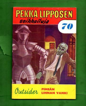 Pekka Lipposen seikkailuja 70 - Pimeän linnan vanki