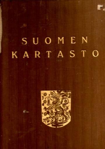 Suomen Kartasto 1925