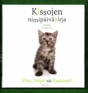 Kissojen Nimipäiväkirja - Viiru, Nöpö vai Kassinen?
