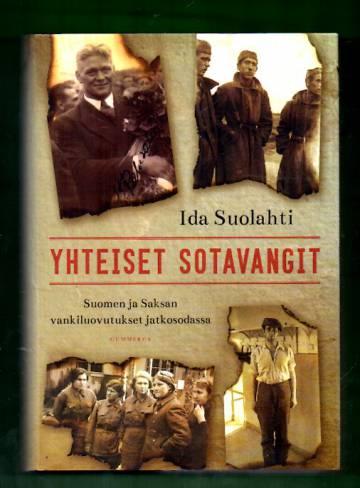 Yhteiset Sotavangit - Suomen ja Saksan vankiluovutukset jatkosodassa
