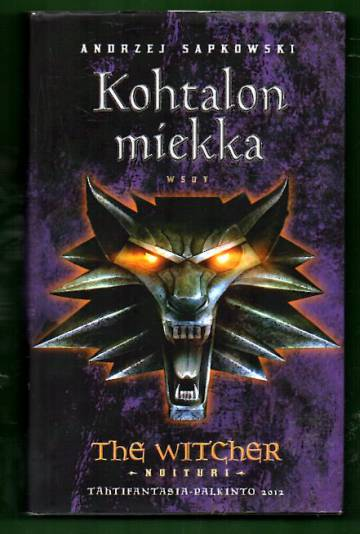 The Witcher - Noituri 2 - Kohtalon miekka