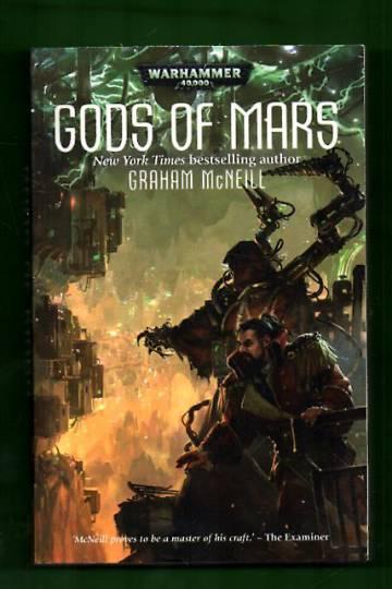 Warhammer 40,000 - Gods of Mars