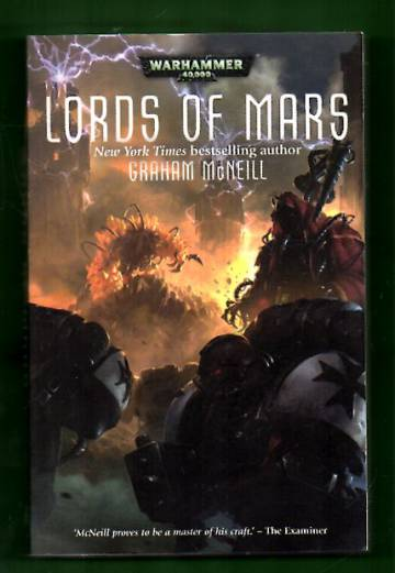 Warhammer 40,000 - Lords of Mars