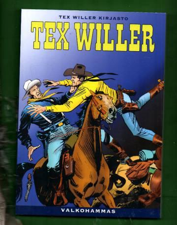 Tex Willer -kirjasto 45 - Valkohammas