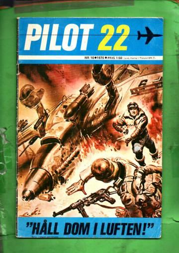 Pilot 22 10/70