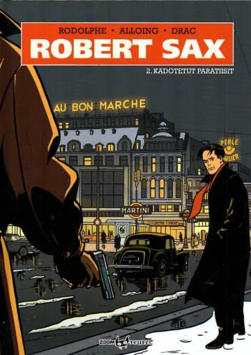 Robert Sax 2 - Kadotetut paratiisit