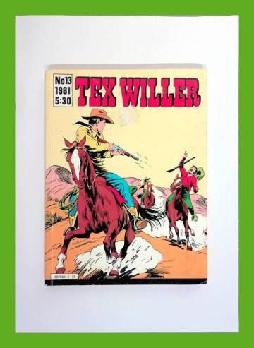 Tex Willer 13/81