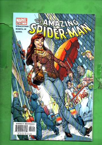 The Amazing Spider-man Vol 2 #51 (492) May 03