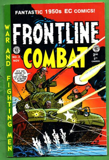 Frontline Combat Vol. 1 #2 Nov 95