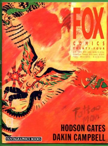 Fox Comics #24 Sep/Oct 89