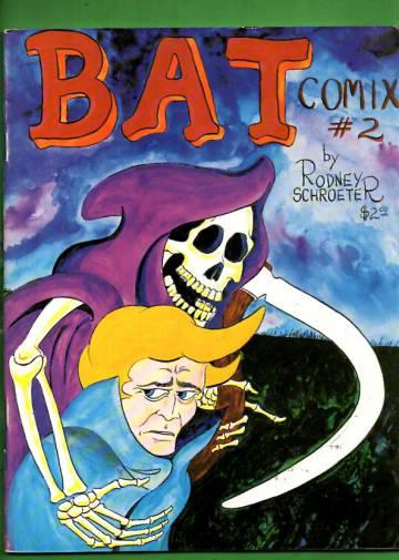 Bat Comix #2 Jun 82