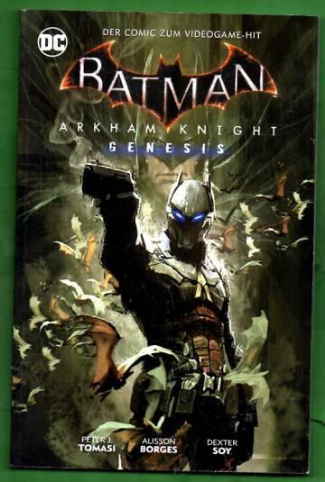 Batman: Arkham Knight - Genesis (saksankielinen)