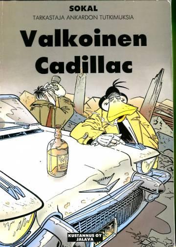 Tarkastaja Ankardon tutkimuksia 6 - Valkoinen Cadillac